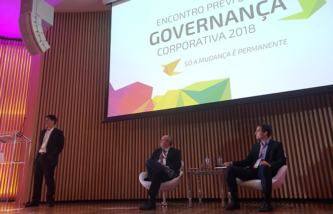 Previ Meeting on Corporate Governance discusses the role of investors