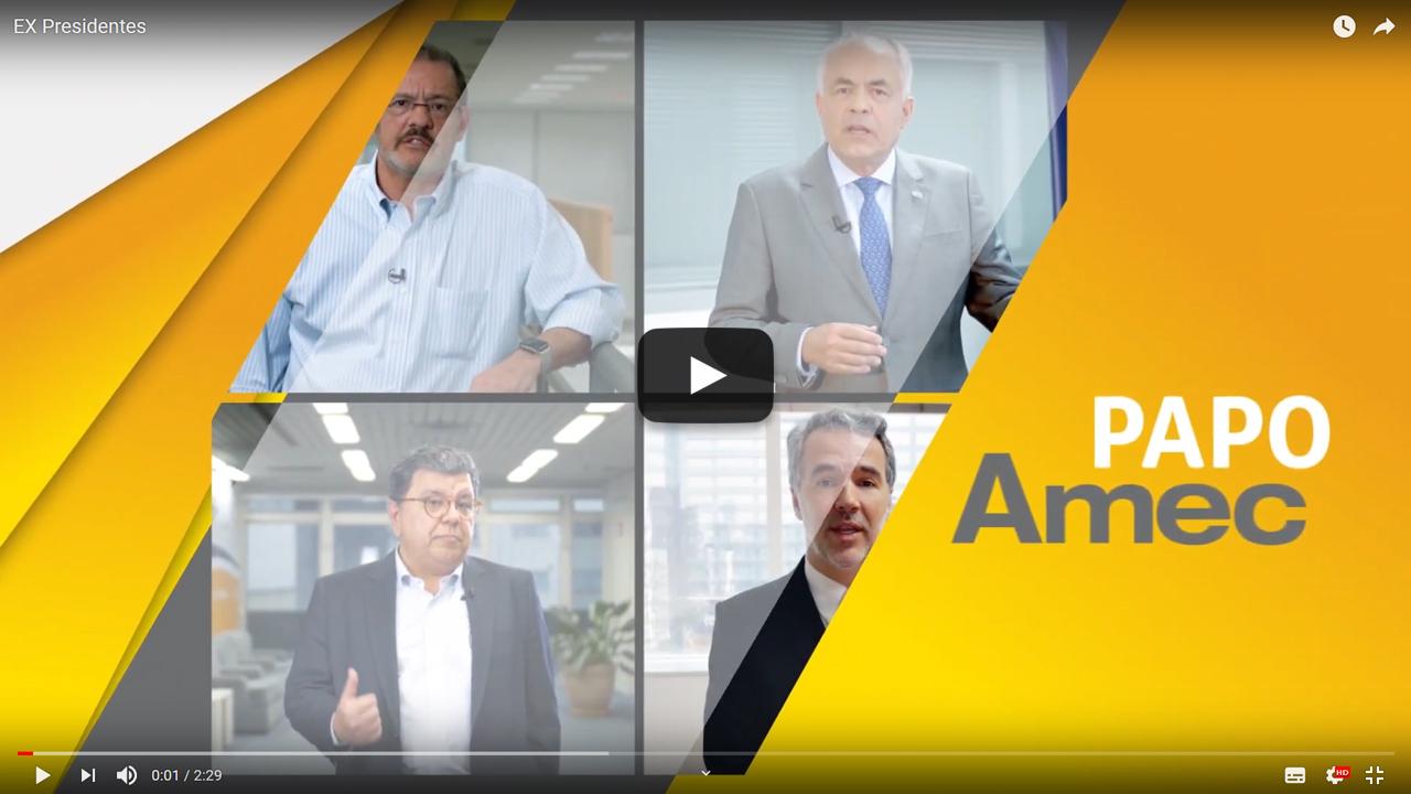 Vídeo Ex-presidentes Amec